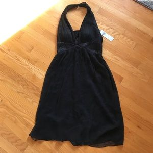 NWT Maggy London Haltered Formal Dress